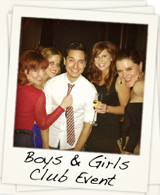 Boys & Girls<br />Club Event